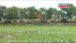 Double Dealing of Pvt Company In Dredging Works of Odisha Govt