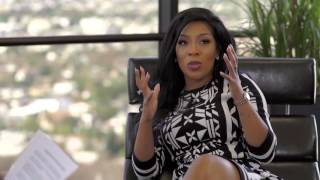 K. Michelle Speaks on Ending Her 'Beef' With Tamar Braxton
