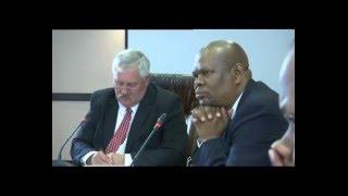 The disciplinary hearing of SABC COO Hlaudi Motsoeneng: Part 1