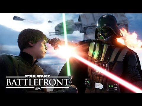Star Wars Battlefront: Multiplayer Gameplay |