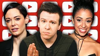 WOW! Rose McGowan's #MeToo Infighting Backlash, Liza Koshy Beats Traditional, and More...