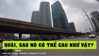 Khám phá toà nhà Keangnam Landmark 72, Phạm Hùng, Mễ Trì, Cầu Giấy, Hà Nội - Land Go Now ✔