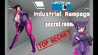 Haydee Industrial Rampage secret room