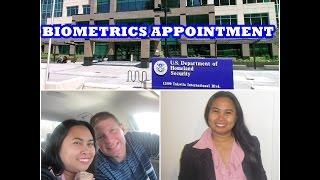 BIOMETRICS APPOINTMENT / ADJUSTMENT OF STATUS UPDATE