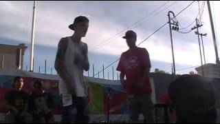 Chiiro King vs Fresh - 16AVOS DE FINAL - RapInUp2 2014