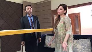 """""""GUMRAH"""" @ HUMTV Faisal Rehman New Shoot"""