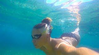 VLOG | Bayram Tatili | GoPro ile Yüzmek | Beliz Şen