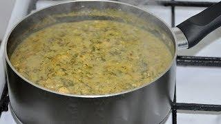 How To Make Barley Pottage - آموزش پخت آش جــو