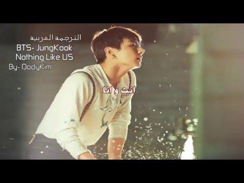 "BTS-Jeon JungKook [Nothing Like Us.Cover]""Rainy Mood""(Arabic Sub)"