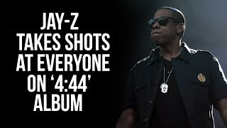 Jay-Z Disses Kanye West, 50 Cent, Future...Cheating On Beyonce & More On