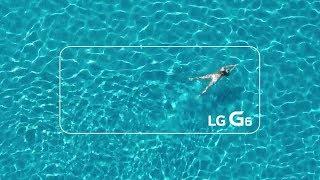LG G6: Resistente al agua