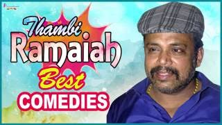 Thambi Ramaiah Comedy Collection | Ajith | Sasikumar | MS Bhaskar |Robo Shankar |Soori |Tamil Comedy