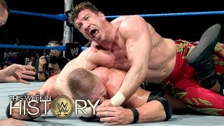 Eddie Guerrero beats Brock Lesnar for the WWE Championship: This Week in WWE History, Feb. 18, 2016