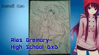 Anime drawings by: Kawaii Ken