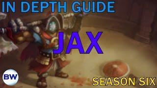 In Depth Guide to Jax Jungle (Season Six)    League of Legends