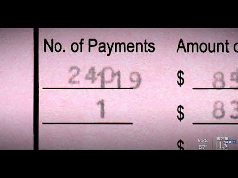 FOX 13 Investigates Utah to look into potential fraud at General RV