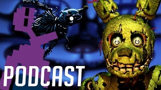 Five Nights at Freddy's: Sister Location Podcast w/ Razzbowski & 8-BitGaming