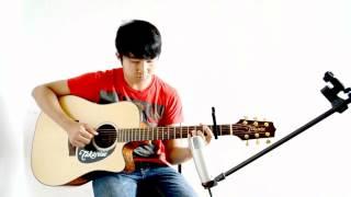 Silent Sanctuary - Maalala Mo Sana (Fingerstyle cover by Jorell)