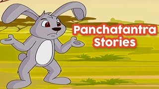 Panchatantra Stories | Part 1 |Animated Cartoon Movies | Moral Stories For Kids |Masti Ki Paathshala