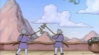 Rupert e o Pong Ping - Parte 2/2