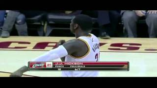 JJ Hickson - Cavs's future