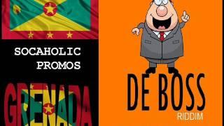 [SPICEMAS 2015] Psyco Bob - Sugar Cane - De Boss Riddim - Grenada Soca 2015