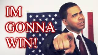 Barack Obama - IM GONNA WIN! (I'm Goin' In - SPOOF) Now on iTunes!