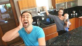 WE GOT A HOUSE!