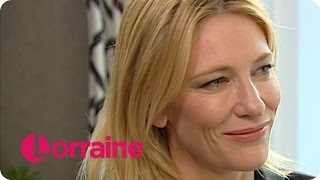 Cate Blanchett Talks About Lesbian Romance Film Carol | Lorraine