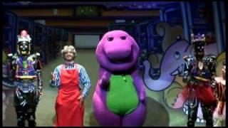 Diego Mendes - A Grande Surpresa de Barney - Somos Robozinhos