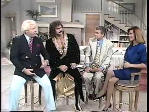 Xxx Mp4 Ravishing Rick Rude And Bobby Heenan On Regis And Kathie Lee 1989 3gp Sex