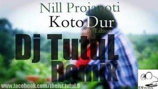 Koto Dur(Remix)-Nill Projapoti-HipHop Remix By Deejay tutul