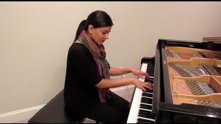 Tum Hi Ho | Aashiqui 2 - Piano Cover by Raashi Kulkarni