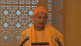 'Open Secret' by Swami Sarvapriyananda (Vedanta Society of New York) on Sunday, October 15, 2017