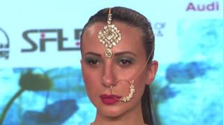 India Beach Fashion Week / SS 2016/ Day 1 - Rachana Sansad School Of Fashion & Textile Design