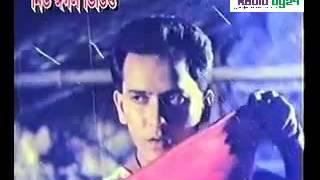 Bangla love song Salman Shah O tumi amar jibone ek swapno jeno Premjuddho