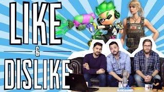 LIKE & DISLIKE: Destiny 2, Maradona contra Konami,  Splatoon 2, Persona 5...