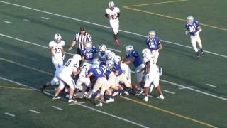 High School Football Lorain vs. Midview 8-26-16 - Game 1