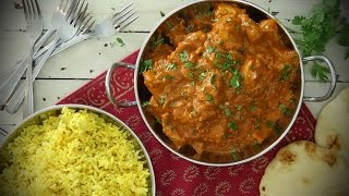 Curry Recipes - How to Make Chicken Tikka Masala