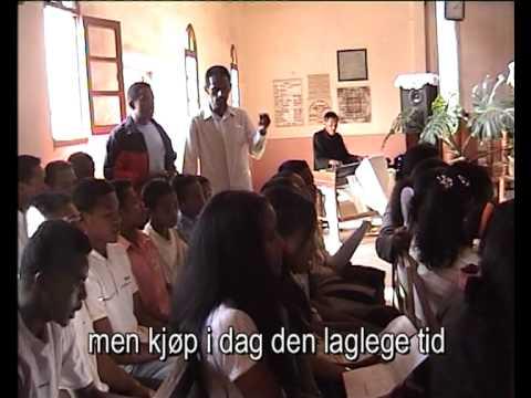 Tanoran ny fiangonana Vohijanahary Antsirabe Madagasikara