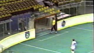 San Diego Sockers vs New York Cosmos, 1984 NASL Indoor Finals, Game 3