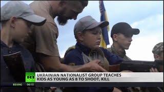 How Ukrainian Nationalists Indoctrinate Children