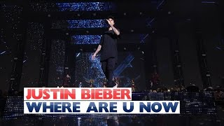 Justin Bieber - 'Where Are You Now' (Jingle Bell Ball 2015)