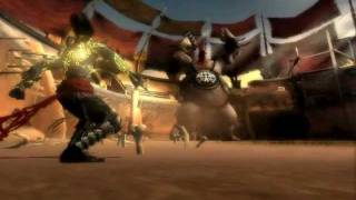 Prince of Persia Dark Prince - Arena