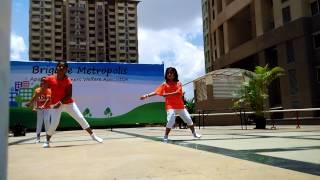 Dhaka Laga Bhukka - Kirishmita Hip Hop Dance