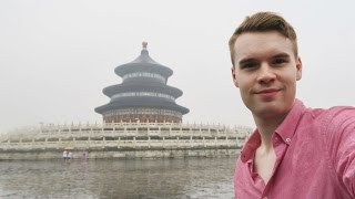 BEIJING TRAVEL 🇨🇳 CHINESE MARKET & TEMPLE OF HEAVEN