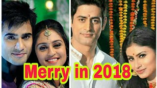 Merry in 2018 Bollywood actor's video
