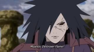 Edo Tensei Madara vs Shinobi Alliance HD