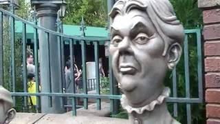 Haunted Mansion Disney World Ride HD - POV - Magic Kingdom