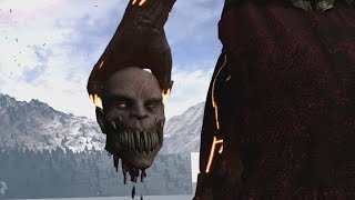 Mortal Kombat X - Corrupted Shinnok Victory Pose on All Stages *PC Mod* (1080p 60FPS)